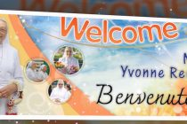 Welcome Madre Yvonne Reungoat to Thidanukhro School (ITA)