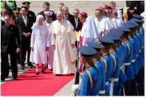 Pope Francis visit to Thailand (1)