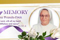 In loving Memory to sr.Esterina